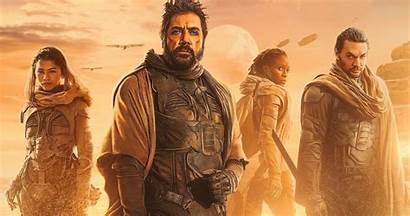 Dune 2021 Release Date Momoa Jason 4k