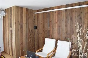 Laminátové obklady stěn