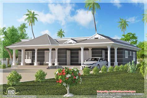 beautiful 2500 sq one floor house kerala home