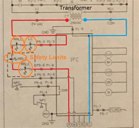 Thermostat Can Connect The Wires Directly