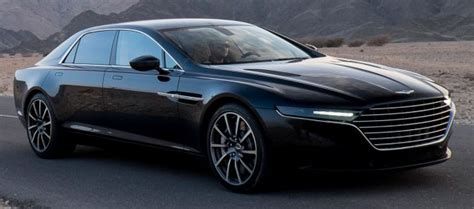 Aston 2020 Strategy by Aston Martin Aims To Replace Entire Lineup By 2020