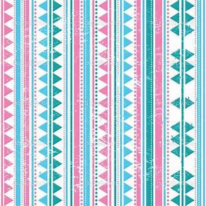 Tribal Pattern Tumblr Blue