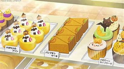 Anime Afternoon Snack Pome Cupcakes