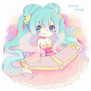 League of Legends images Chibi sona HD wallpaper and ...