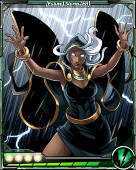 storm future game mobile xmen daughter wiki kymera atom wikia battle