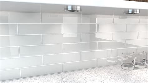 image result  frosted white glass tile  gray tile