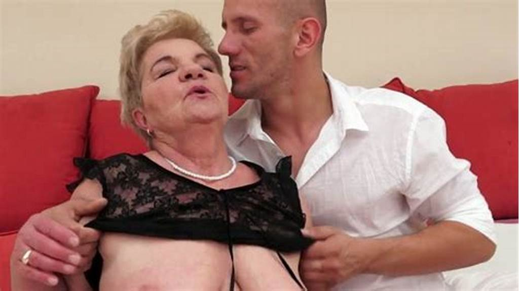 #Extremely #Horny #Granny #Gets #Her #Thick #Pussy #Eaten #Out #Like #Never #Before