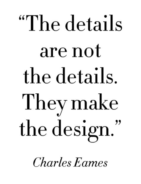 Saturday Say It Charles Eames' Design Philosophy