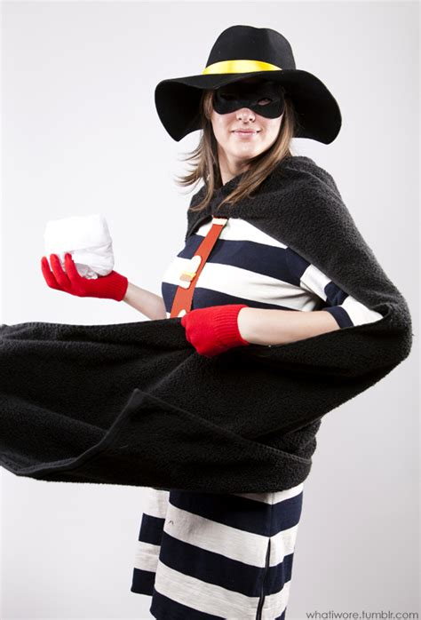 Costumes Out Of Your Closet by The Hamburgler On What I Wore