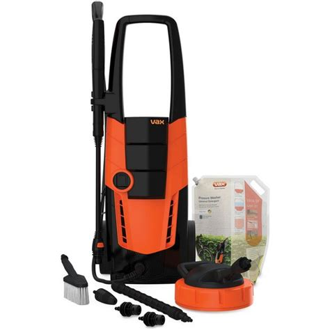 buy vax vpw4c pressure washer 3 complete 2500w at argos co uk your shop for pressure