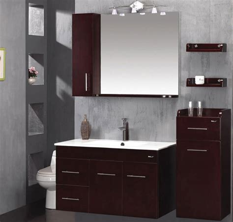 Bathroom Cabinet With by Custom Design Bathroom Cabinets Home Design Tips