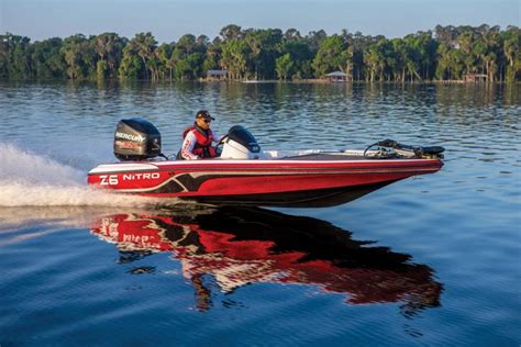 Best Bass Boat Brands by 2015 Nitro Z 6 Review Top Speed