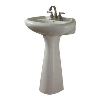 Eljer Bathroom Sinks by Eljer Patriot Pedestal Lavatory 8 Quot Centers Product