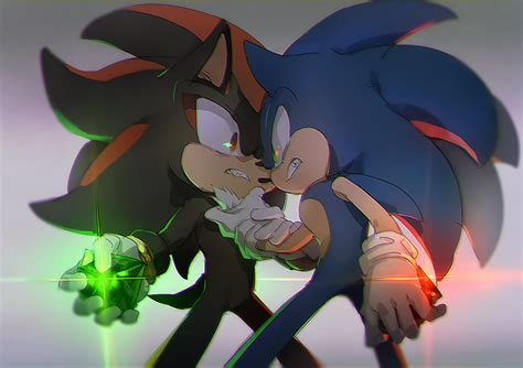 Sonic Vs. Shadow Favourites By Suzylin On Deviantart