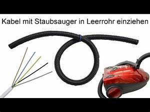 Kabel Durch Leerrohr Ziehen Werkzeug : download video ein kabel durch ein leerrohr ziehen tipp ~ Michelbontemps.com Haus und Dekorationen