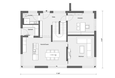 Schwörer Haus Grundrisse by Erdgeschoss Hausbau Grundrisse House Plans House Map