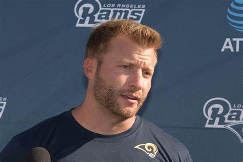 Transcript La Rams Hc Sean Mcvay On Wrapping Up Training