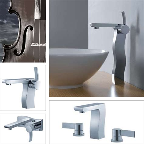 unusual bathroom faucets  fluid faucets captivatist