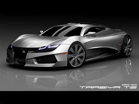 T2 Concept, The Future Hydbrid Supercar 2010