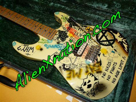 Grafiti Gitar : Esp George Lynch Mr. Graffiti