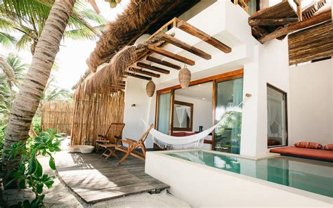 Best Resorts Tulum Best Hotels In Tulum Telegraph Travel