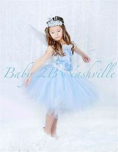 Frozen Winter Snow Fairy Costume Icy Fairy by ...