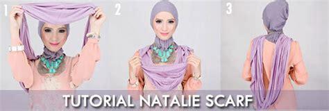 tutorial hijab instant cocok   nggak suka ribet kumpulan tutorial memakai jilbab terbaru