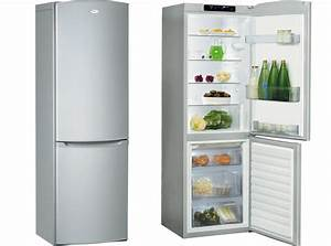 Frigo Encastrable Dimension : buy whirlpool wbe3321nfs fridge freezer silver marks ~ Premium-room.com Idées de Décoration