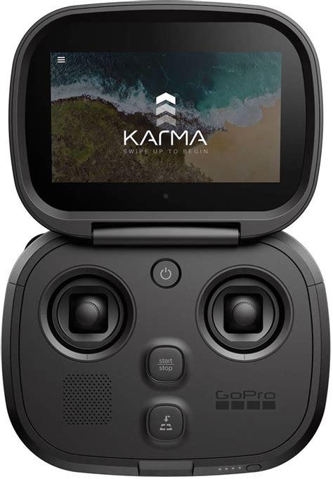 gopro karma controller zwart kenmerken tweakers