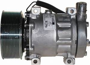 New Original Sanden Compressor 4678  1101241