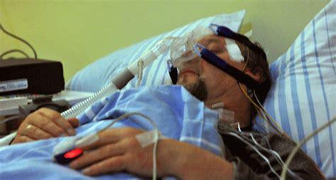schlaf apnoe cpap beatmung schuetzt  studie nicht vor