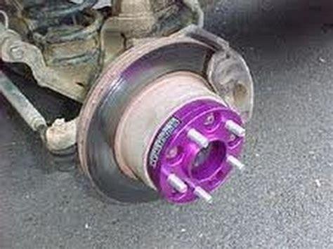 install mm wheel spacer subaru wrx youtube