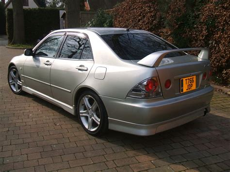 altezza car 3dtuning of toyota altezza rs200 sedan 2004 3dtuning com