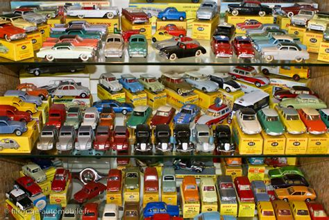 collectionner dinky toys filrouge automobile