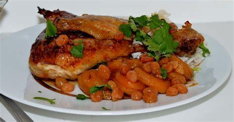 cuisiner avec du coca cola saveurs et gourmandises poulet au coca cola et fruits secs