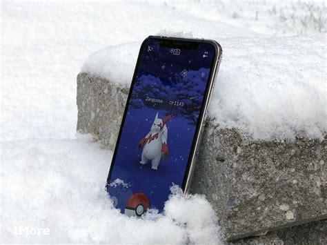 go weather dynamic pokemon snow pokemon know need imore dec conditions