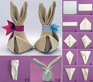 Servietten Falten Ostern Tischdeko : servietten falten kreativ und inspirierend freshouse ~ Eleganceandgraceweddings.com Haus und Dekorationen