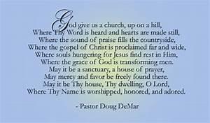 Church Homecoming Poems 6