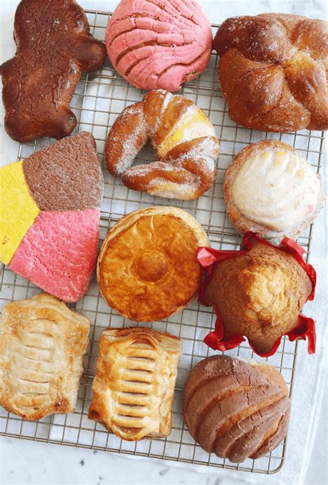 Guide to Mexican Pan Dulce - The Other Side of the Tortilla