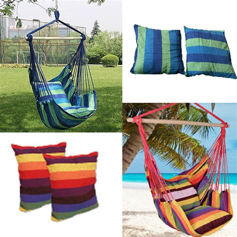 How To Hang A Hammock On A Porch by New Chair Hanging Rope Swing Hammock Outdoor Porch Patio