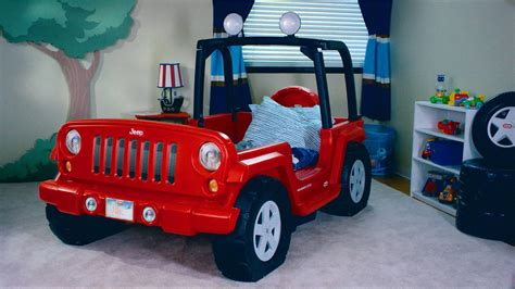 jeep bed little tikes tips when choosing the best car beds for boys ov home jeep