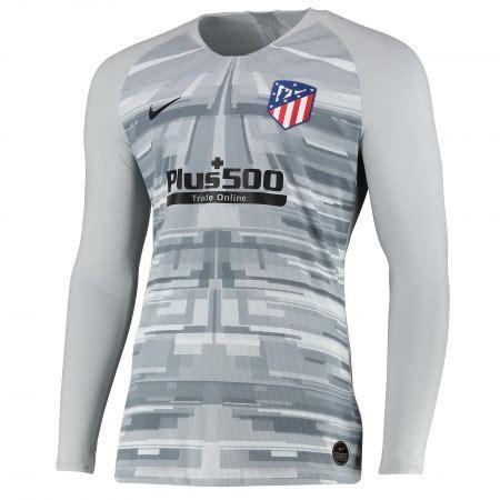 Camiseta de fútbol Atlético Madrid Portero I 2019/2020 ...