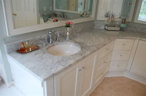 Tile Bathroom Countertop Ideas by Bathroom Countertop Ideas And Tips Ultimate Home Ideas