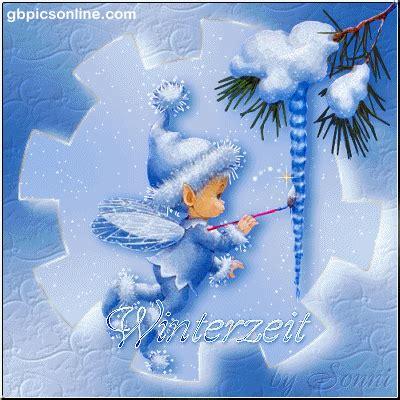 winterzeit bild  gbpicsonline