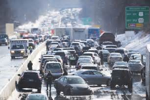 100 Cars Involved In Pennsylvania Turnpike Pile-up That