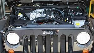 Sprintex Supercharger For Jeep Jk Wrangler 3 8l V6