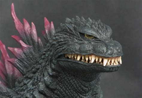 High Resolutions Images Of X-plus Godzilla 1999 And Gamera