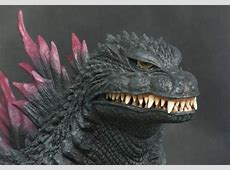 High Resolutions Images of XPlus Godzilla 1999 and Gamera