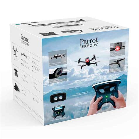 parrot bebop  drone  fpv bundle noveltystreet