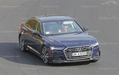 2019 Audi S6 by 2019 Audi S6 Top Speed